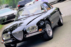 Entry #168 Closed Class Winner - John Catera - 1965 2600 SZ Zagato