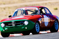 Entry #46 Competition Class Winner - Al Cortese - 1969 GTV 1750/2000 GTAm Tribute