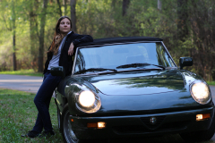 Entry #59 Czar's Honorable Mention Award - Joseph Ippolito - 1991 Alfa Romeo Spider