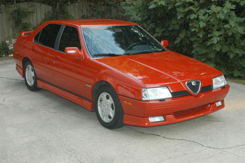1991Alfa164S