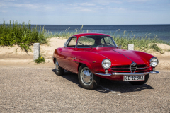 Entry # 243 - 1963 Giulia Sprint Speciale - Klaus Rejkjaer