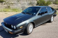 Entry #301 - 1983 GTV6 - Bernie Zelazny