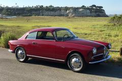 Entry # 118 - 1956 Giulietta Sprint - PATRICK QUILTER