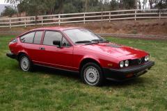 Entry # 27 - 1982 GTV6 Balocco S.E. - Lancelot Dong