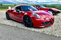 Entry # 77 - 2015 Alfa 4C Launch Edition #142 Coupe - Philip Kotsios