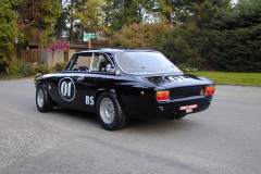 Entry # 293 - 1969 GTV B sedan Race Car - John Hall