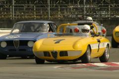 Entry # 35 - 1967 Duetto Race Car - Stuart Moss