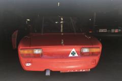 Entry # 20 - '74 GTV 2000 Race Car - Shawn Bullard