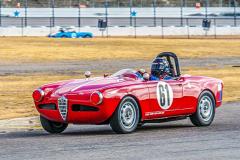 Entry # 157 - 1961 Giulia race car - Robert & Cindy Rodgers