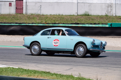 Entry # 252 - 1957 Giulietta 750 Sprint - Tim Gallagher