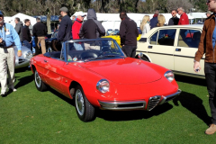 Entry # 112 - 1967 Duetto Spider 1600cc - Paul Karshis