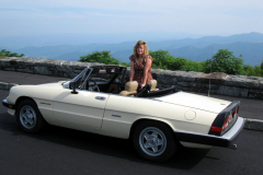 Entry # 209 - 1987 Spider Veloce - Billl & Lisa Unger