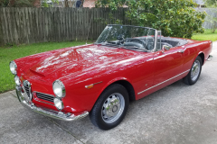 Entry # 271 - 1964 2600 Touring Spider, Euro version - Dave Adams