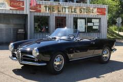 Entry # 241 - 1958 Giulietta Spider - William Schauer