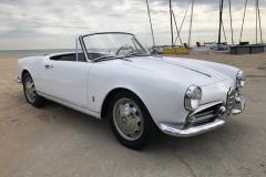 Entry # 106 - 1961 Giulietta Spider Veloce - Greg Korak