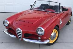 Entry # 86 - 1965 Giulia Spider Veloce - Robert Questa