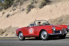 Entry # 295 - 1958 Giulietta Spider Normale - Alan Chockie