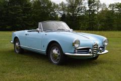 Entry # 62 - 1959 Alfa Spider Interm 101 - Dennis Molnar