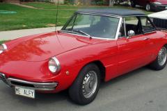 Entry # 269 - 1969 Spyder 1750 - Bob Schmitt
