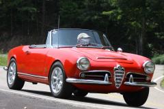 Entry # 211 - 1962 Giulia Spider - Jay Maveety